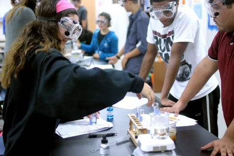 AP biology now offered to freshmen
