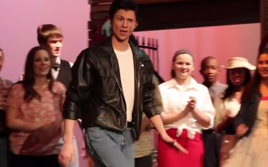 Fine Arts department gets 'All Shook Up' this weekend