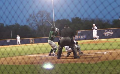 Varsity Baseball Game against Prosper