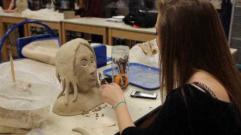 Sculptures and Ceramics