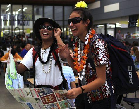 PHOTOS: Homecoming theme days