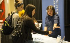 College recruiters share advice with seniors