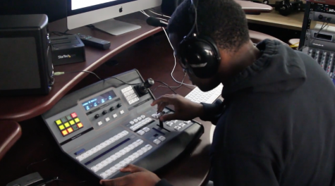 MHS students produce their own music