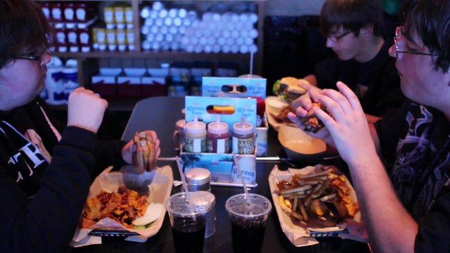 Review: Twisted Root a tasty burger