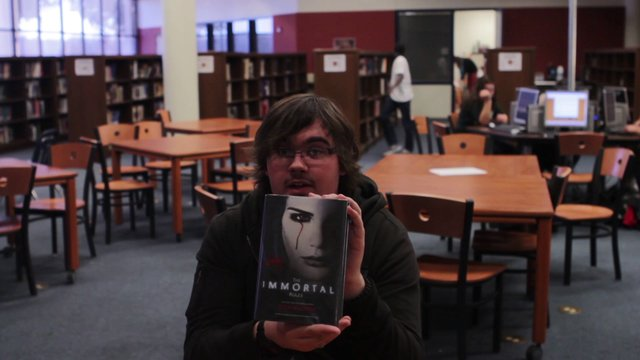 Book Reviews with Austin: Immortal