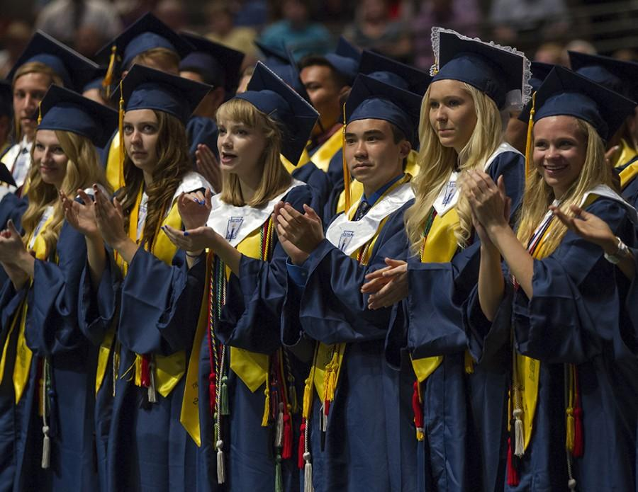 Graduation 2014 (PHOTOS)