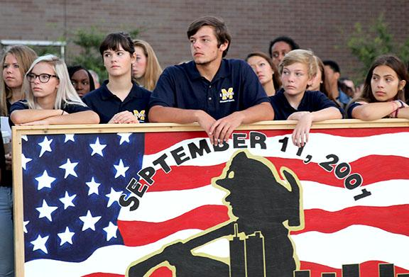 We Won't Forget: 9/11 Ceremony Honors Men, Women Who Lost Their Lives