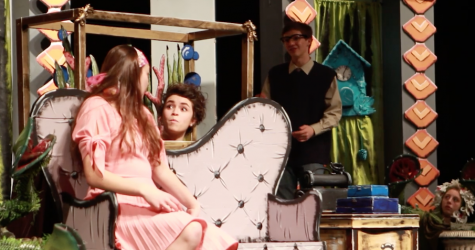Theatre Students Participate in One Act Play