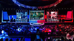 E-sports growing in popularity