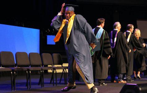 2017 Lion graduation