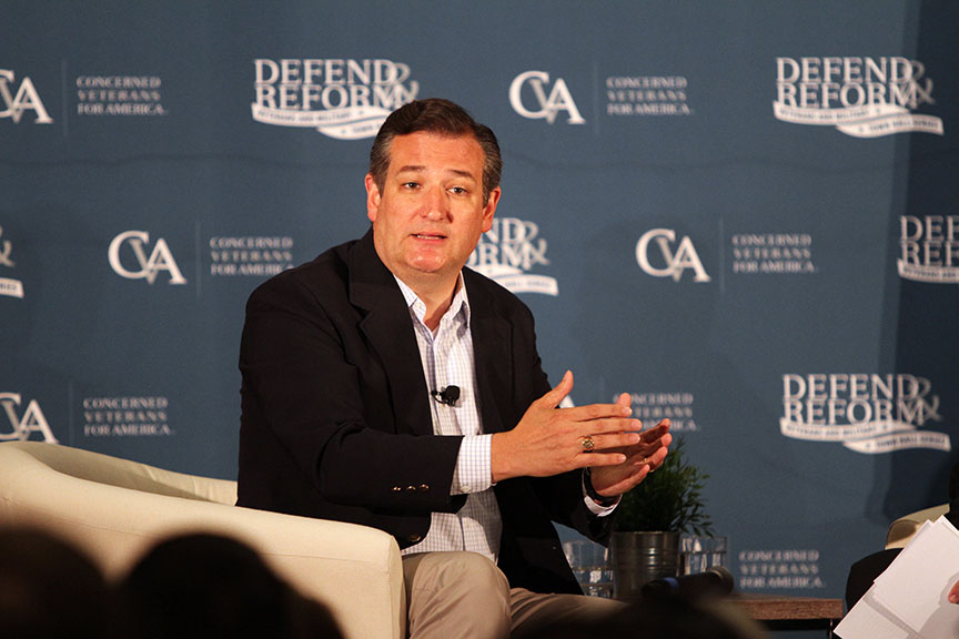 Cruz+discusses+health+care+at+McKinney+town+hall+for+veterans