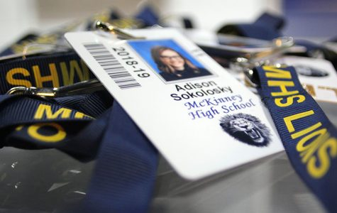 ID badges required starting today