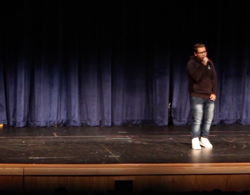 WHAB talent show raises money for Hugs Cafe