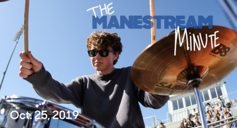 The Manestream Minute: 10-31-19