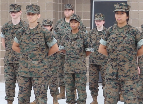 MCJROTC prepares cadets for military career