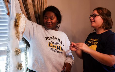 Student council to donate homecoming profits to Serenity High School
