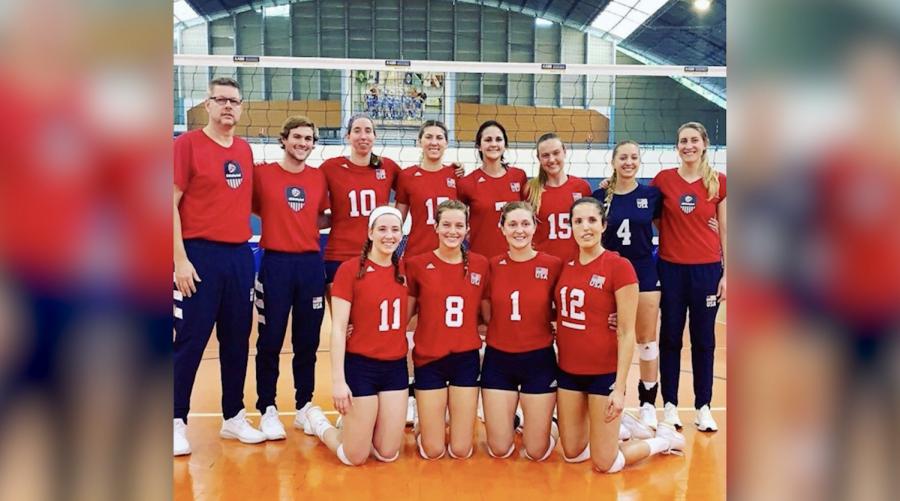 Sammie+Hicks+joins+U.S.+Deaf+Volleyball+Team