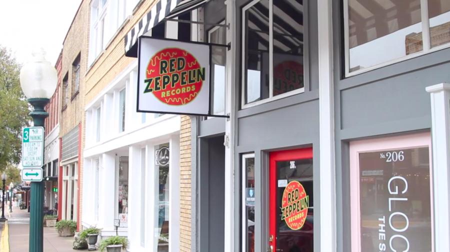 Red+Zepplin