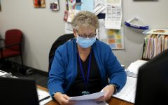 Nurse takes on new role during pandemic