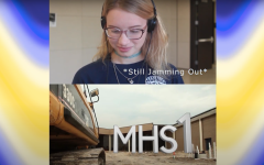 Navigation to Story: Students React to Old MHS Videos